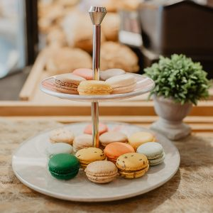 Les biscuits et macarons